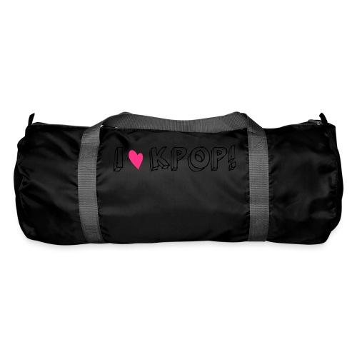 I love kpop! - Sporttasche