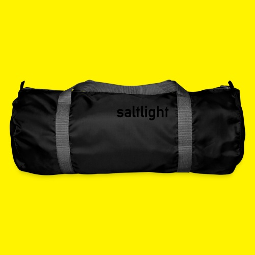 Saltlight // Black - Black - Duffel Bag