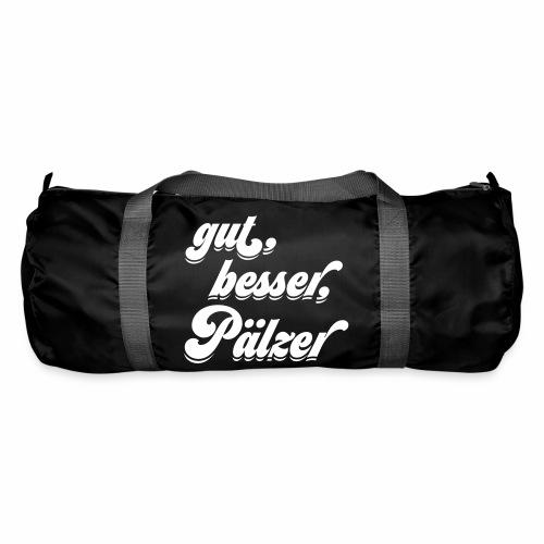 gut, besser, Pälzer - Sporttasche