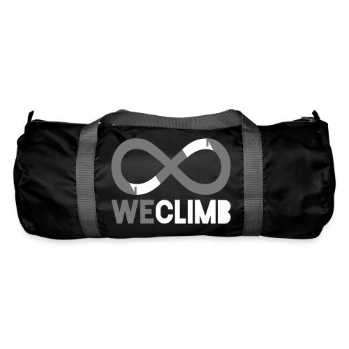 WeClimb.it - maglietta bianca - Borsa sportiva