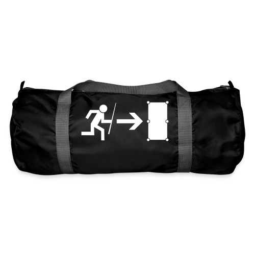 Emergency Exit Billard - Sporttasche