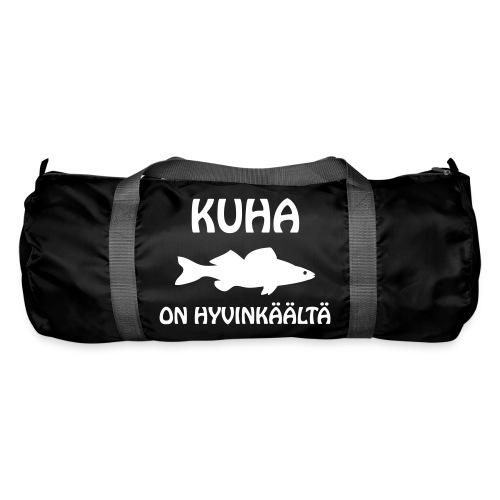KUHA ON HYVINKÄÄLTÄ - Urheilukassi