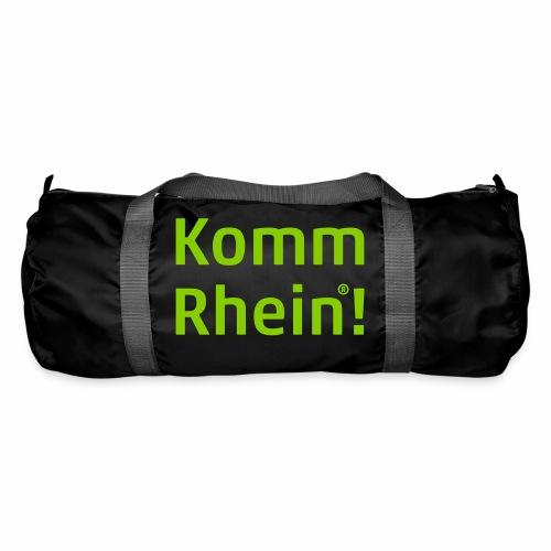 Komm Rhein - Sporttasche