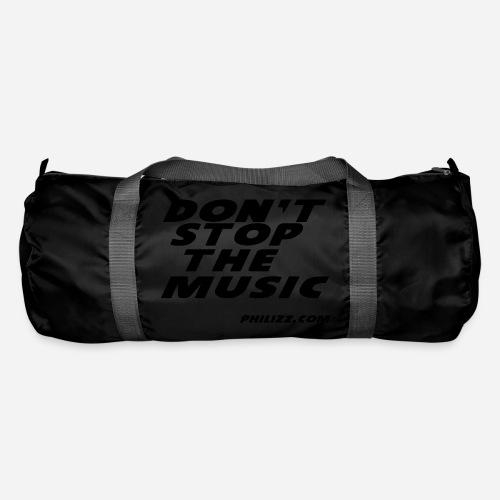 dontstopthemusic - Duffel Bag