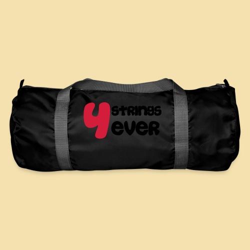 4 Strings 4 ever - Sporttasche