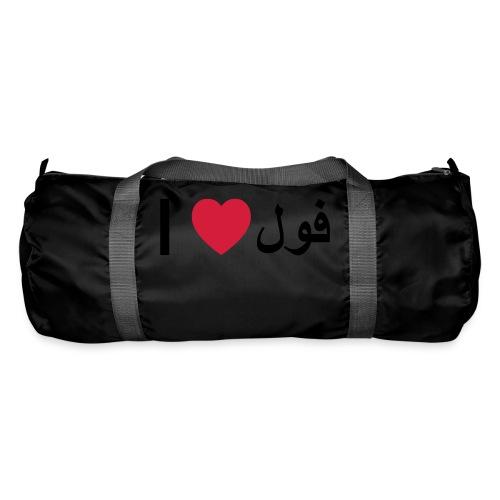 I heart Fool - Duffel Bag