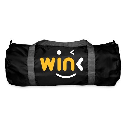 Wink Logo Merchandise - Duffel Bag