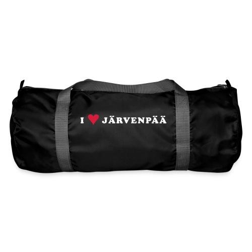 I LOVE JARVENPAA - Urheilukassi