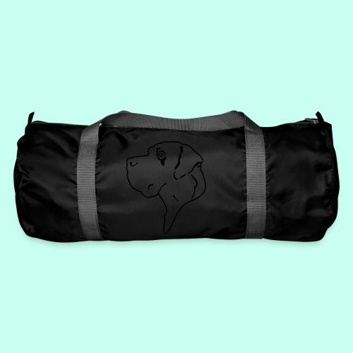 Doggenkopf Linie_1f_sw - Sporttasche