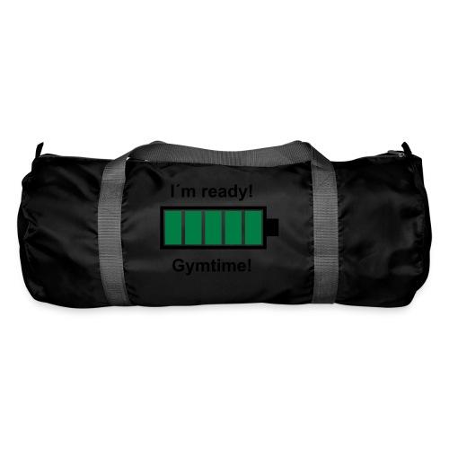 It´s Gymtime! - Sporttasche