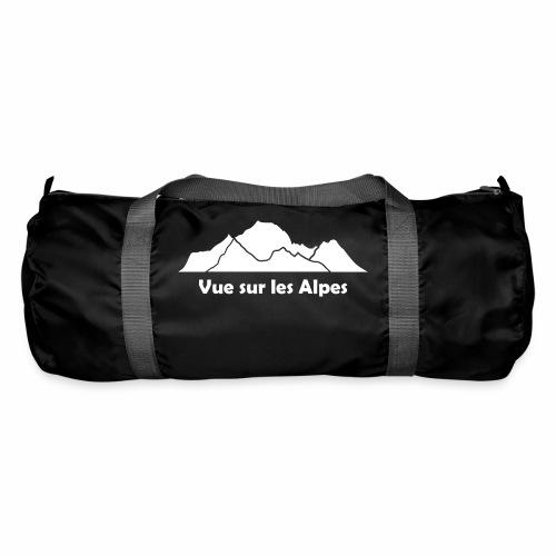 Vue sur les Alpes - Sac de sport