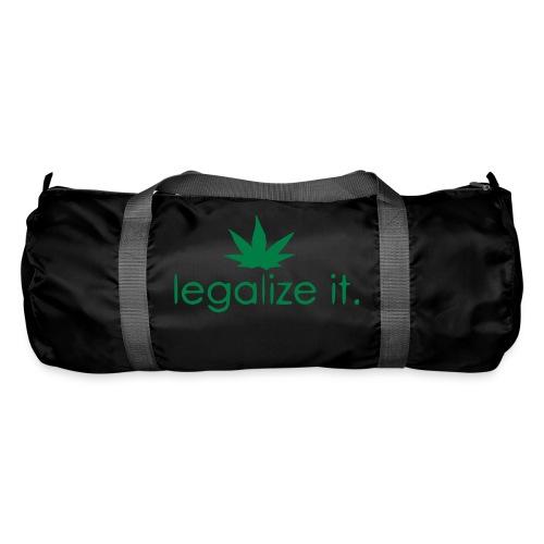 LEGALIZE IT! - Duffel Bag