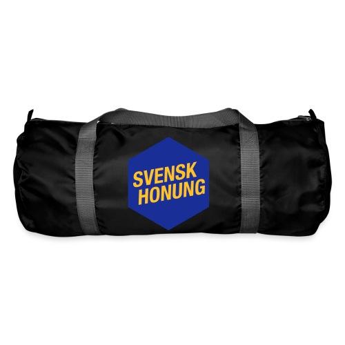 Svensk honung Hexagon Blå/Gul - Sportväska
