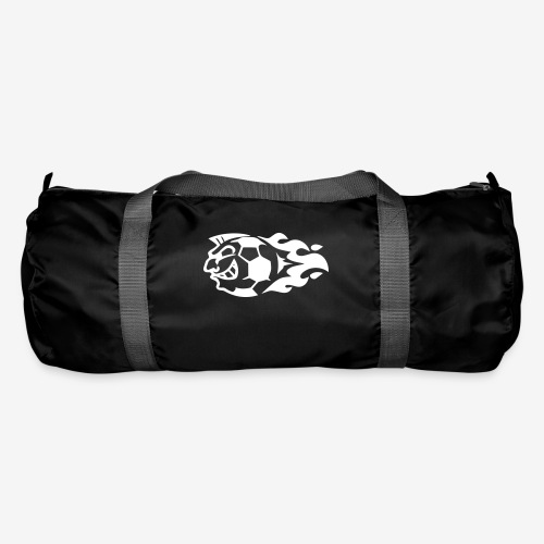 GHB logo white - Duffel Bag