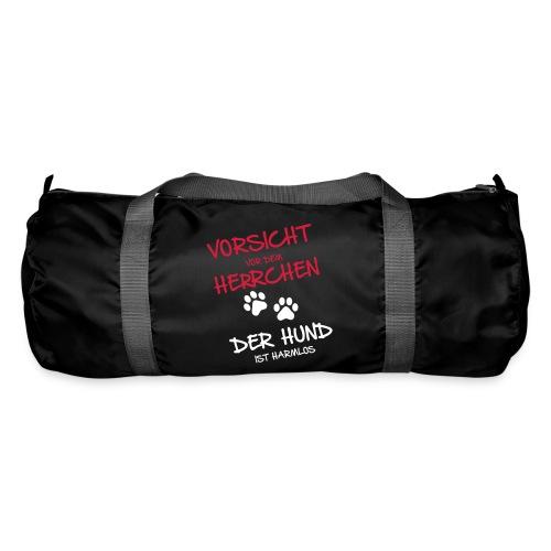 Vorschau: Vorsicht Herrchen - Sporttasche
