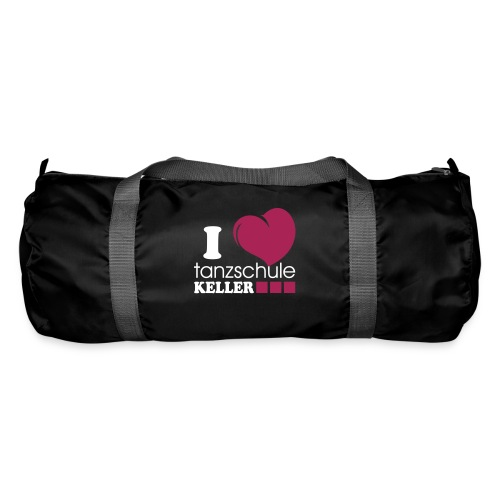 I love Tanzschule Keller - Sporttasche