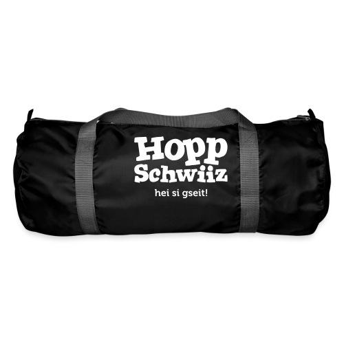 Hopp-Schwiiz hei si gseit - Sporttasche