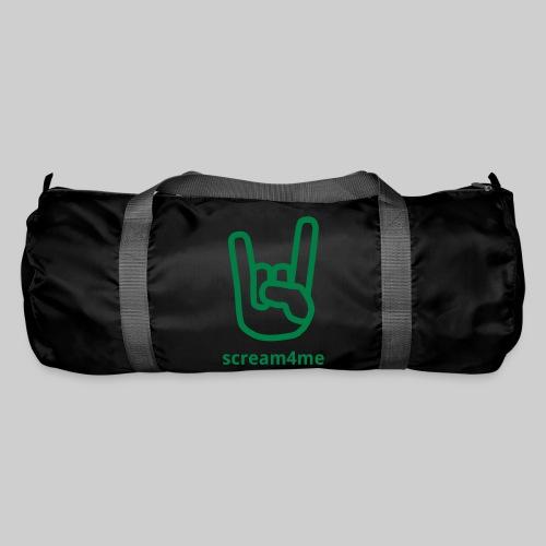 logo_text_green - Duffel Bag