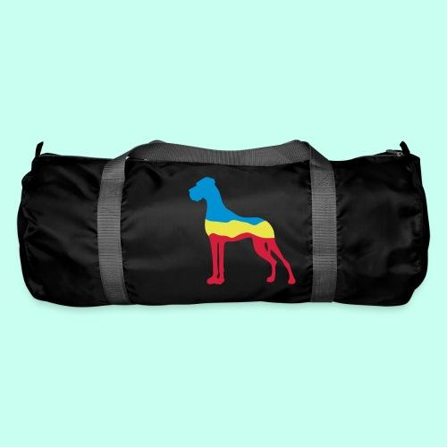 Flaggen Dogge - Sporttasche