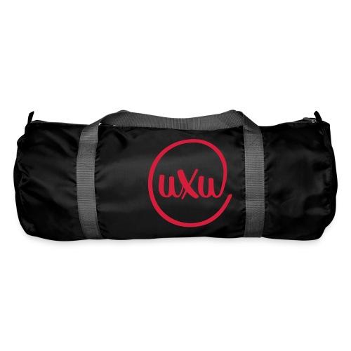 UXU logo round - Duffel Bag