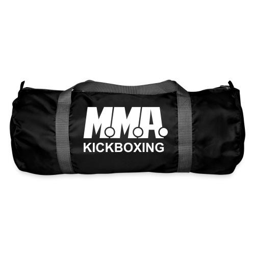 MMA-KickboxingWhiteElemen - Duffel Bag