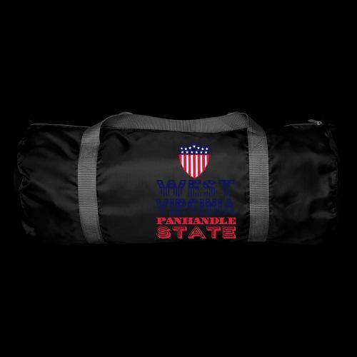 west virginia panhandle - Duffel Bag