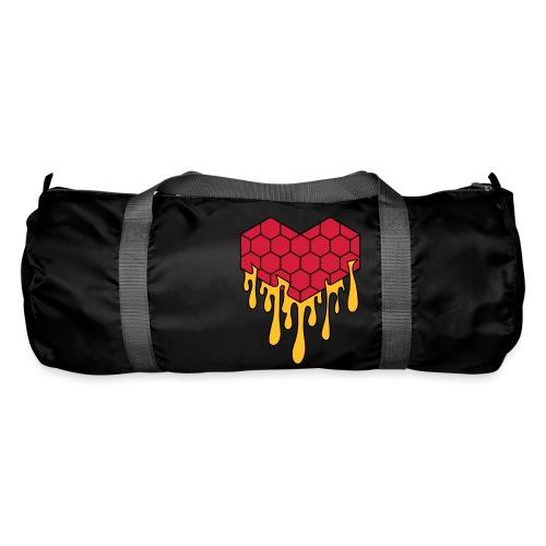 Honey heart cuore miele radeo - Borsa sportiva