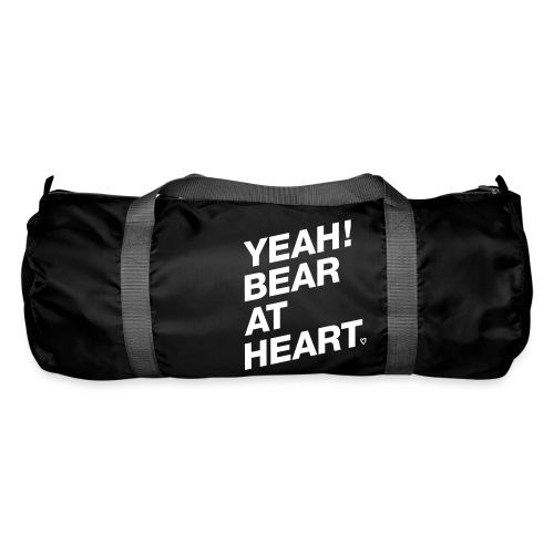 Yeah Bear at Heart - Sporttasche