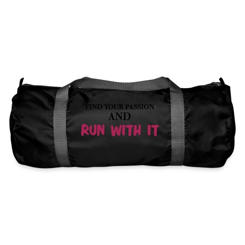 run with it - Duffel Bag