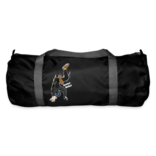Crime is dropping - Duffel Bag