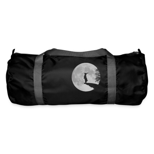 rabbit_wolf-png - Duffel Bag