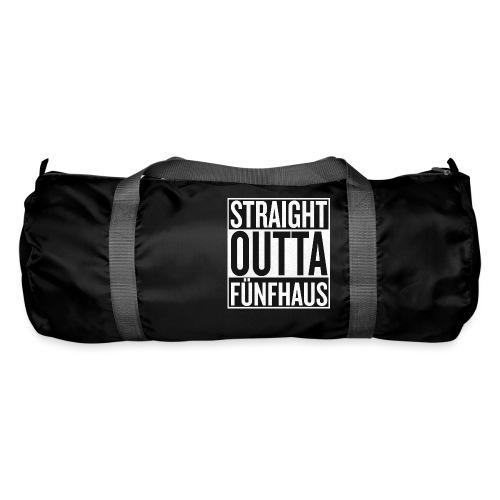 Straight Outta Fünfhaus - Sporttasche