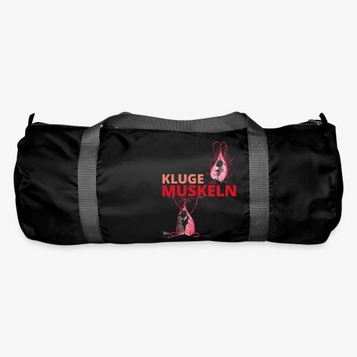Kluge Muskeln - Sporttasche