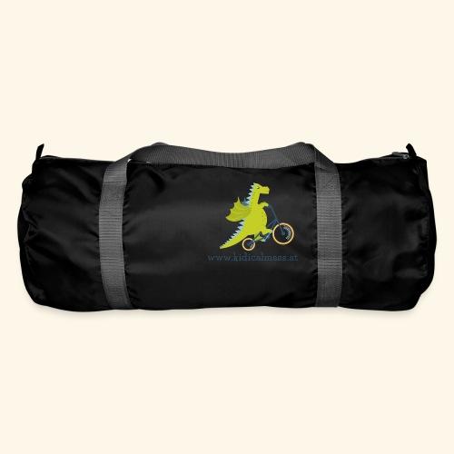 Musikdrache für hellen Hintergrund - Sporttasche