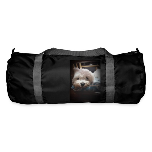Pure White Pup - Duffel Bag