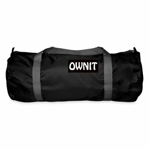 OWNIT logo - Duffel Bag