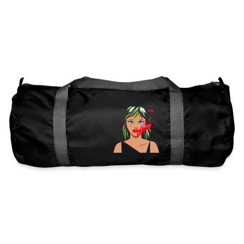 Horror clown woman - Borsa sportiva