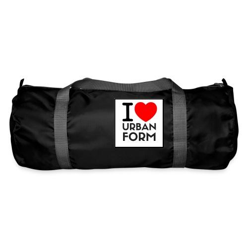 I LOVE URBAN FORM - Sac de sport