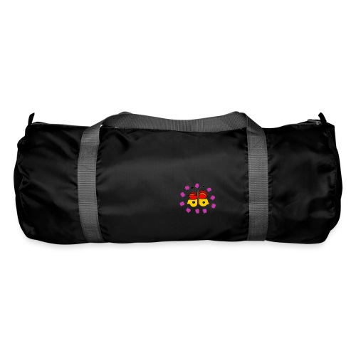 Butterfly colorful - Duffel Bag
