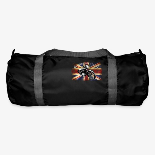 Vintage famous Brittish BSA motorcycle icon - Duffel Bag