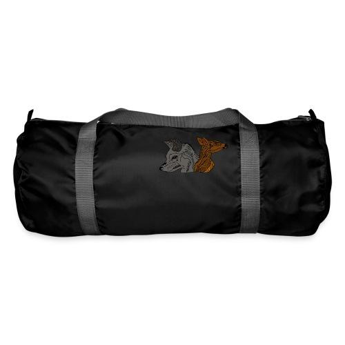 Ein unschlagbares Team - Sporttasche