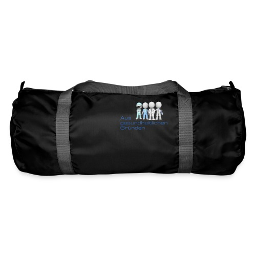 Aus gesundheitlichen Gründen - Sporttasche
