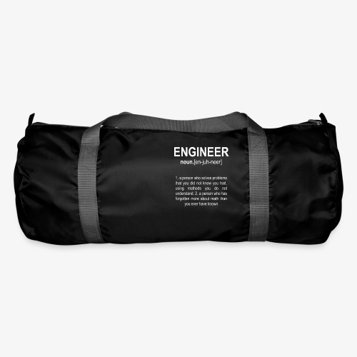 Engineer Def. 2 - Sac de sport