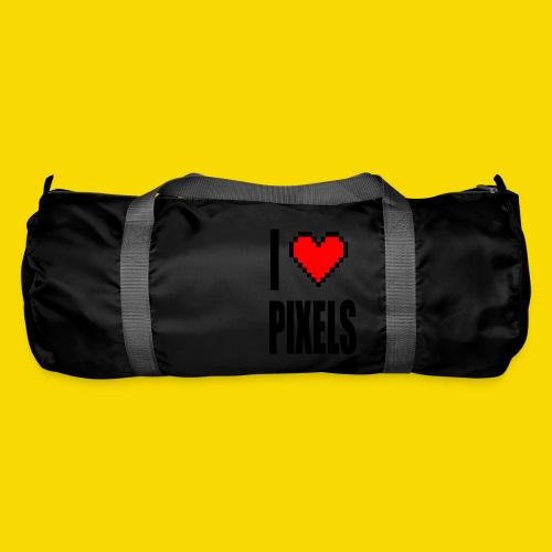 I Love Pixels - Torba sportowa