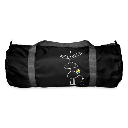 Dru - bunt pinkeln - Sporttasche