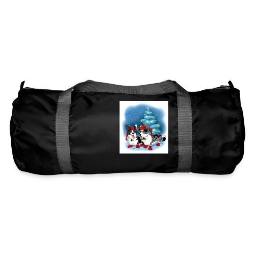 CORGI CHRISTMAS - Sportsbag