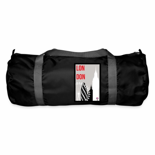 London Skylines - Duffel Bag