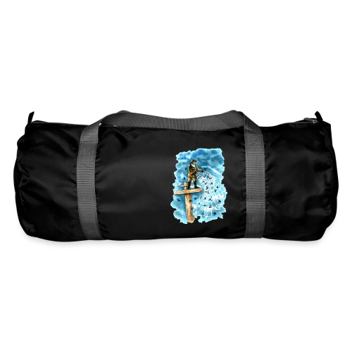 after the storm - Duffel Bag