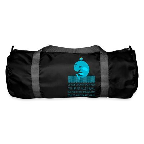 Blauwal - Sporttasche