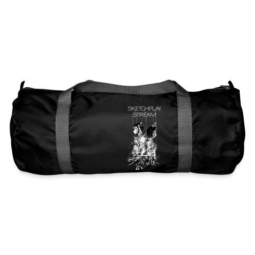 Death Stranding SketchPlay Black - Borsa sportiva